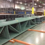 Interlake Pallet Rack