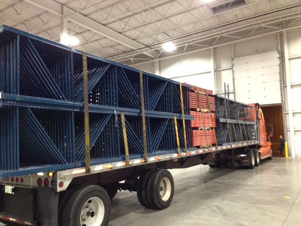 NJ Rack System Shipping to Winsted, MN