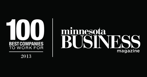 MN Business Magazine 100 Best Companies to Work For
