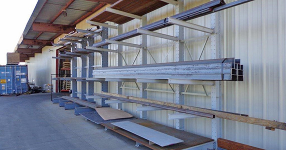 GPM Cantilever Rack