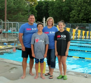Eric Thovson & Family