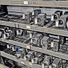 Gear Boxes for Power Conveyor