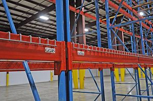 Used Prest and Slide & Lock Pallet Rack: Save 40-80% - SJF Material Handling