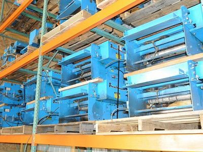 Buschman Unisort IV Pop-up Wheel Sorters