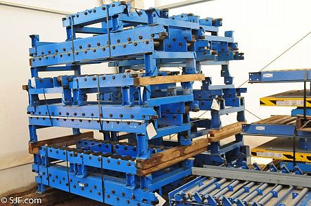 Pallet Roller Conveyor