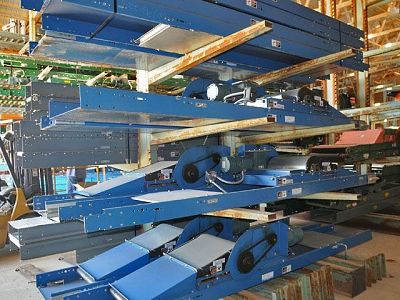 Rapistan Sliderbed Conveyor Drives