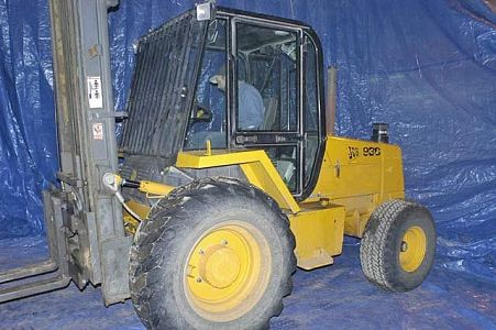 JCB Rough Terrain Forklift (Tag 67)