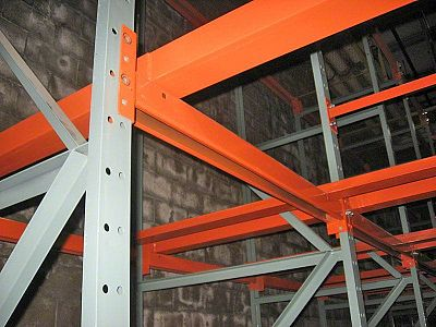 Frazier Structural Drive-in Rails