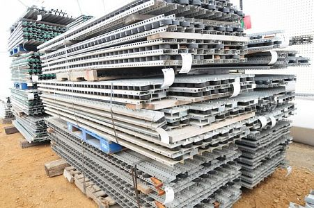 Pallet Flow Rails MN