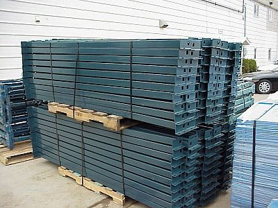Sturdi-Built Pallet Rack Beams - Bundled