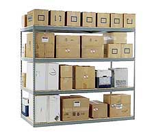 Boltless Storage Shelving