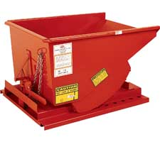 Heavy Duty Hopper