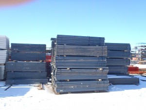 SJF.com - T-Bolt Pallet Rack Beams