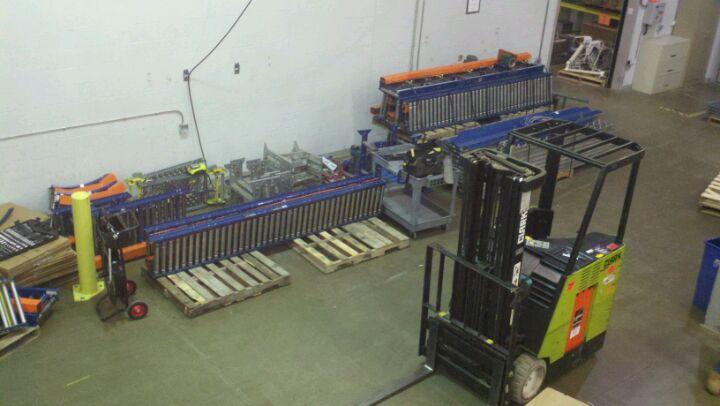 Conveyor Buy-Back in Twin Cities, MN