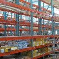 Pallet Rack Waiting to be Filled