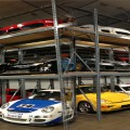 Kelly-Moss Motorsports Racking
