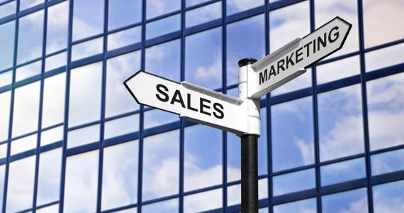 On the Corner of Sales & Marketing