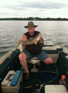 "Marty (17"" Walleye)"