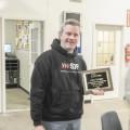 2013 Top Salesperson - Craig Fasching