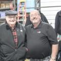 Gerry Sterner and Vance Haugen