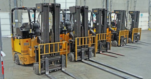 Bendi Lift Trucks