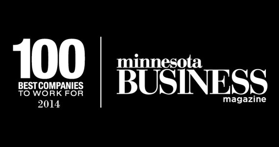 2014 - 100 Best Companies in MN