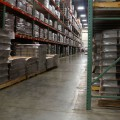28' racks allow maximum storage in a building with 32' clear.