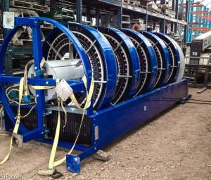 spiral curve, conveyor spiral, automation, SJF material handling