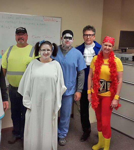 SJF Crew - Halloween '15