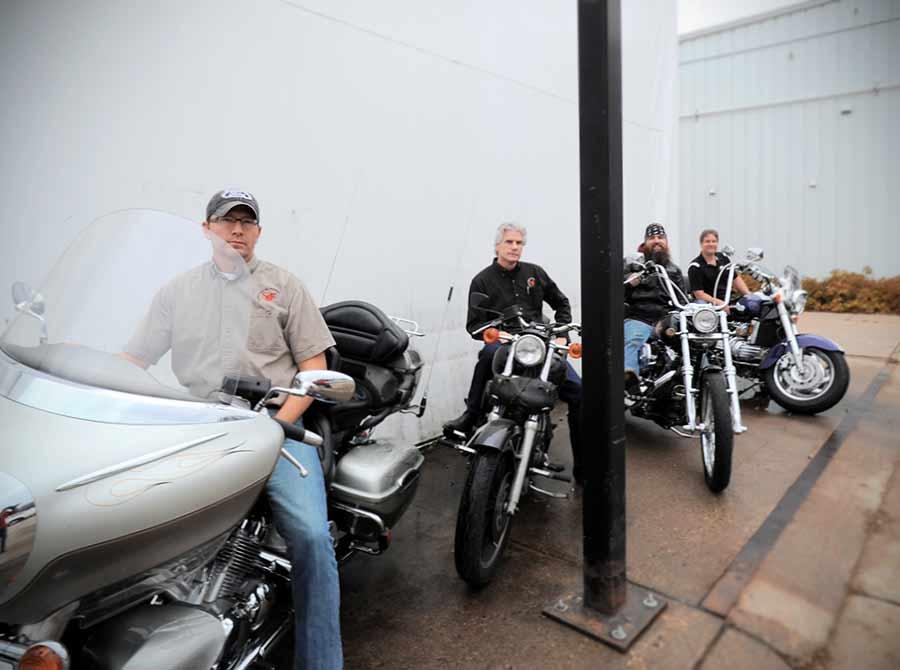 SJF Motorcycles