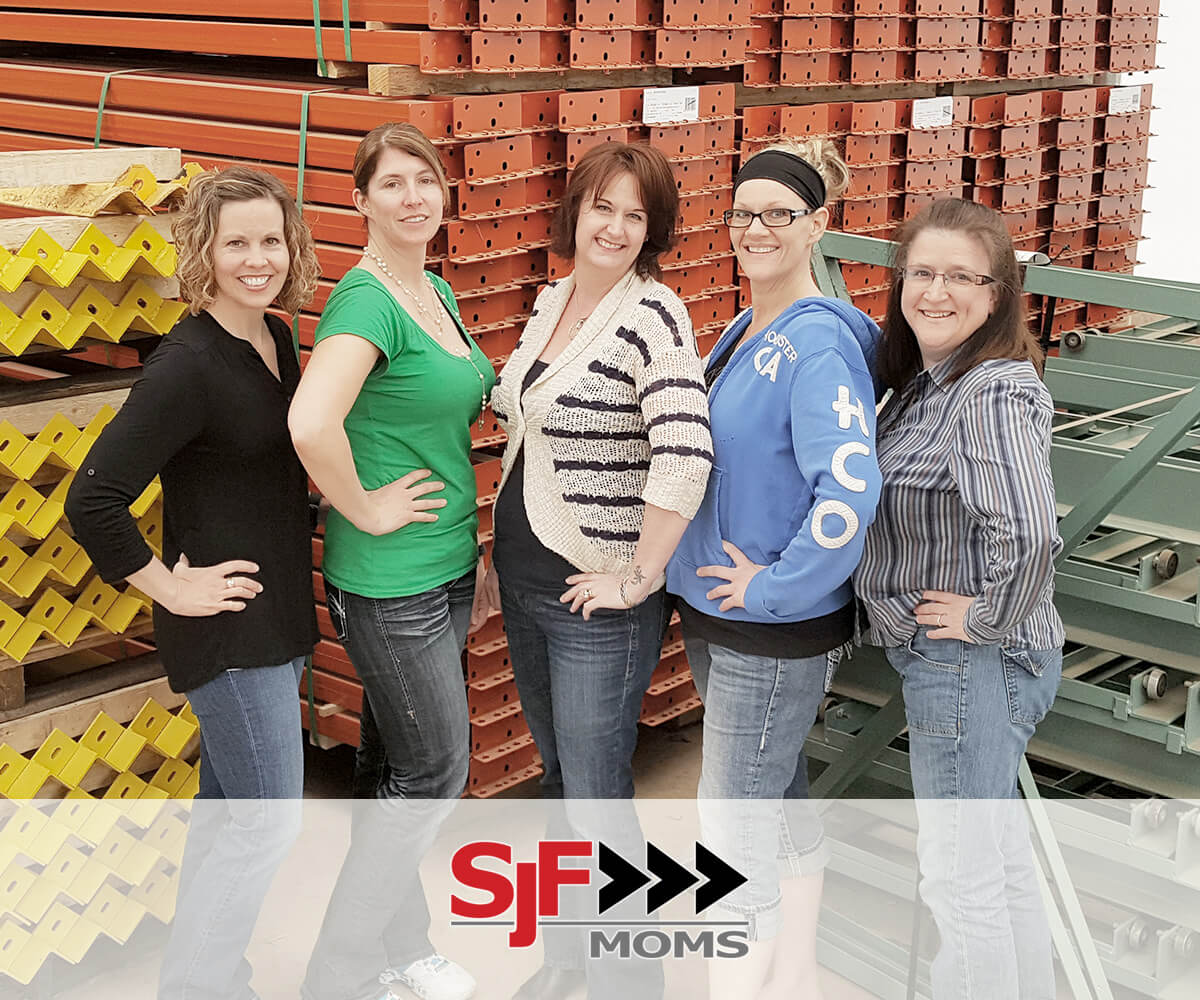 Our SJF Moms