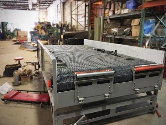 SJF Conveyor Project