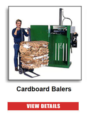 Featured Product - Cardboard Balers