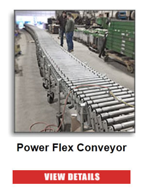 Featured Product - Power Flex Conveyor