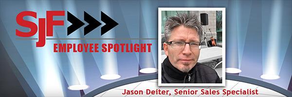 Jason Deiter, Senior Sales Specialist
