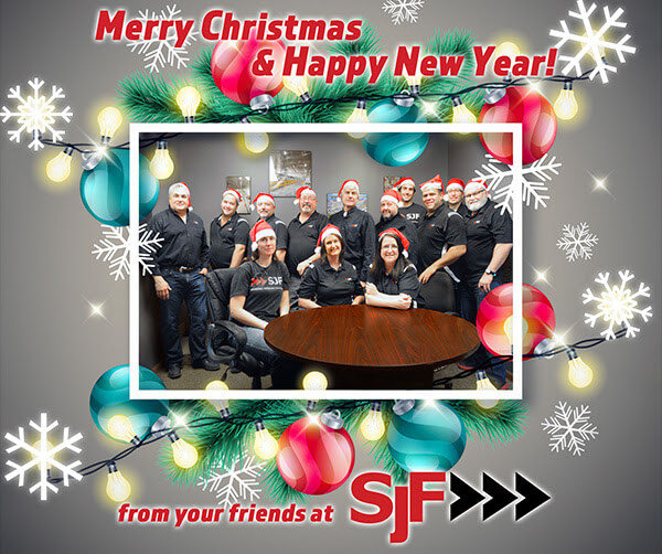 Merry Christmas from SJF