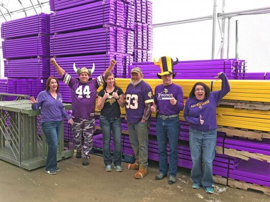 SJF Minnesota Vikings Fans