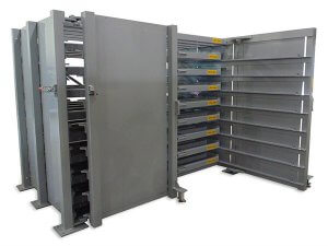 Sheet Metal Storage Racking
