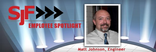 Employee Spotlight - Matt Johnson