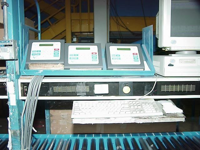 Carousel System - Control Pads