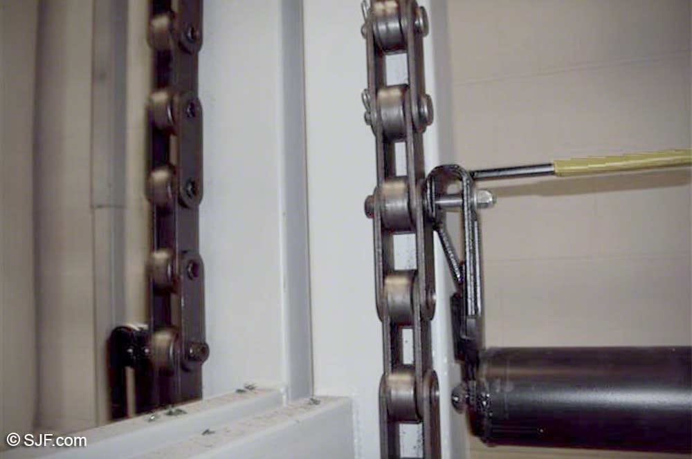 J and D Carousel Drive Chain
