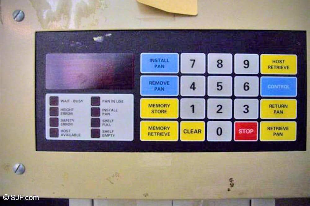 Kardex VLM Controls