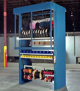 Great Spool Carousel System