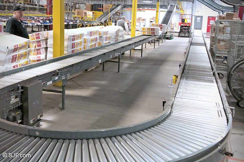 Accuglide PE Accumulation Conveyor