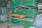 Rapistan Trash Conveyor Drives