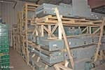 Buschman Belt Conveyor Gap Belts