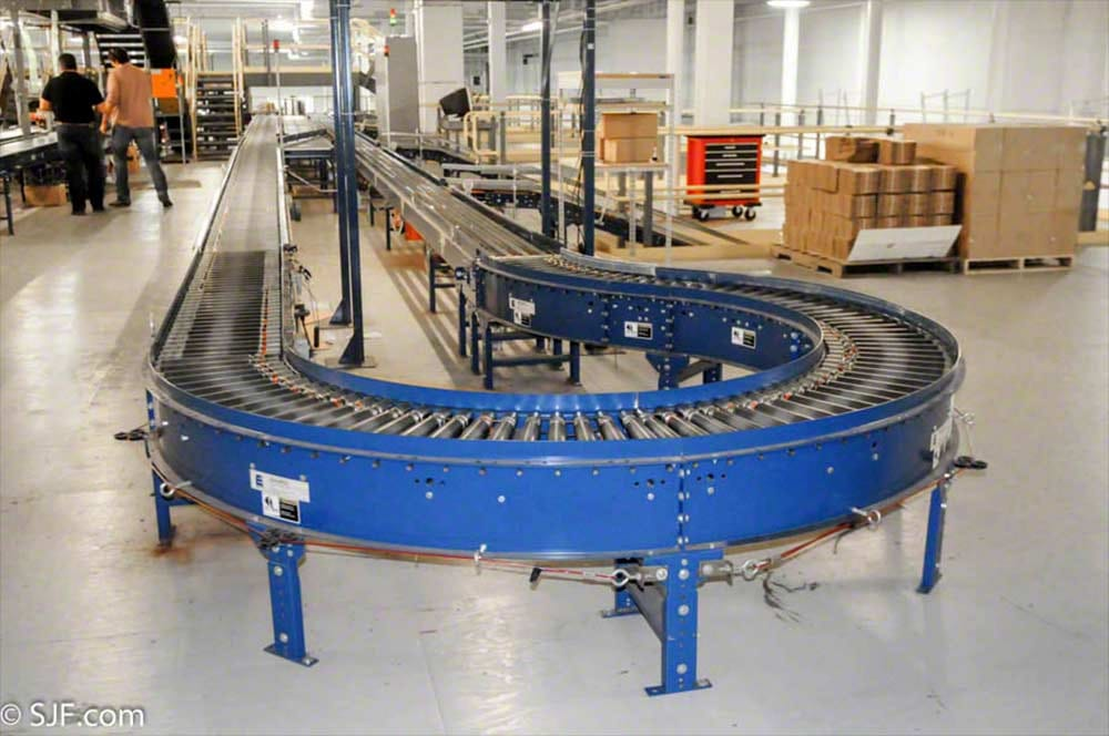Buschman Conveyor Curves