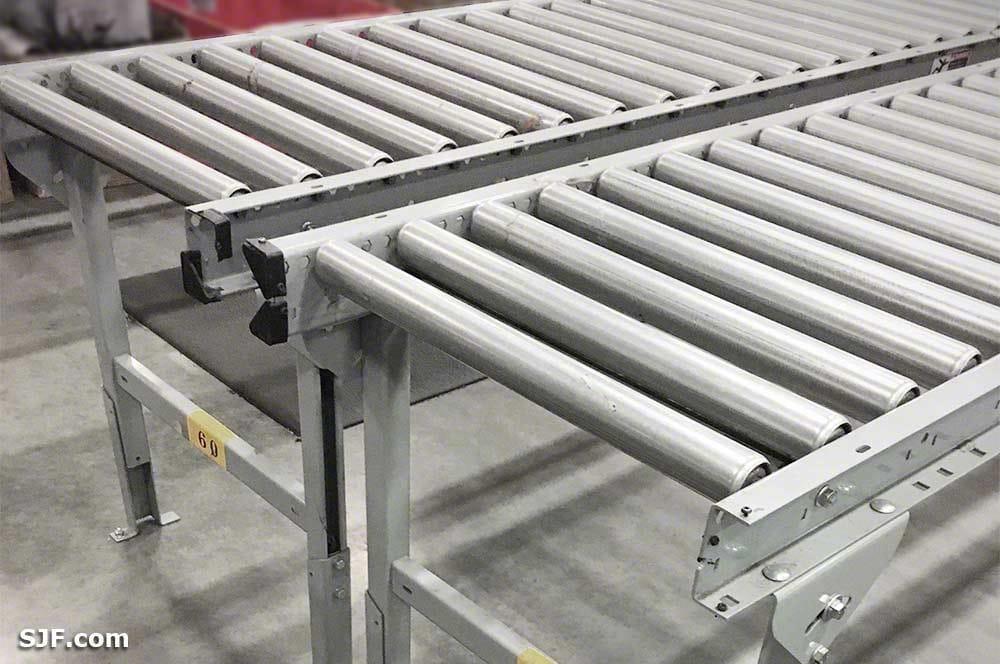 Roller Conveyor - Gravity Conveyor For Sale (New & Used) | SJF com