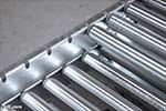 Used Gravity Roller Conveyor
