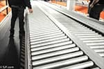24 inch Gravity Roller Conveyor